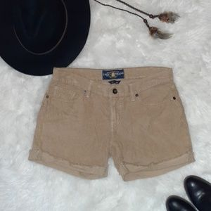 Lucky Brand | Corduroy Shorts